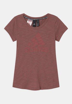 UNISEX - Print T-shirt - harome/hazros