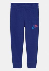 Nike Sportswear - RISE TAPING CREW SET - Tracksuit - deep royal blue - 2