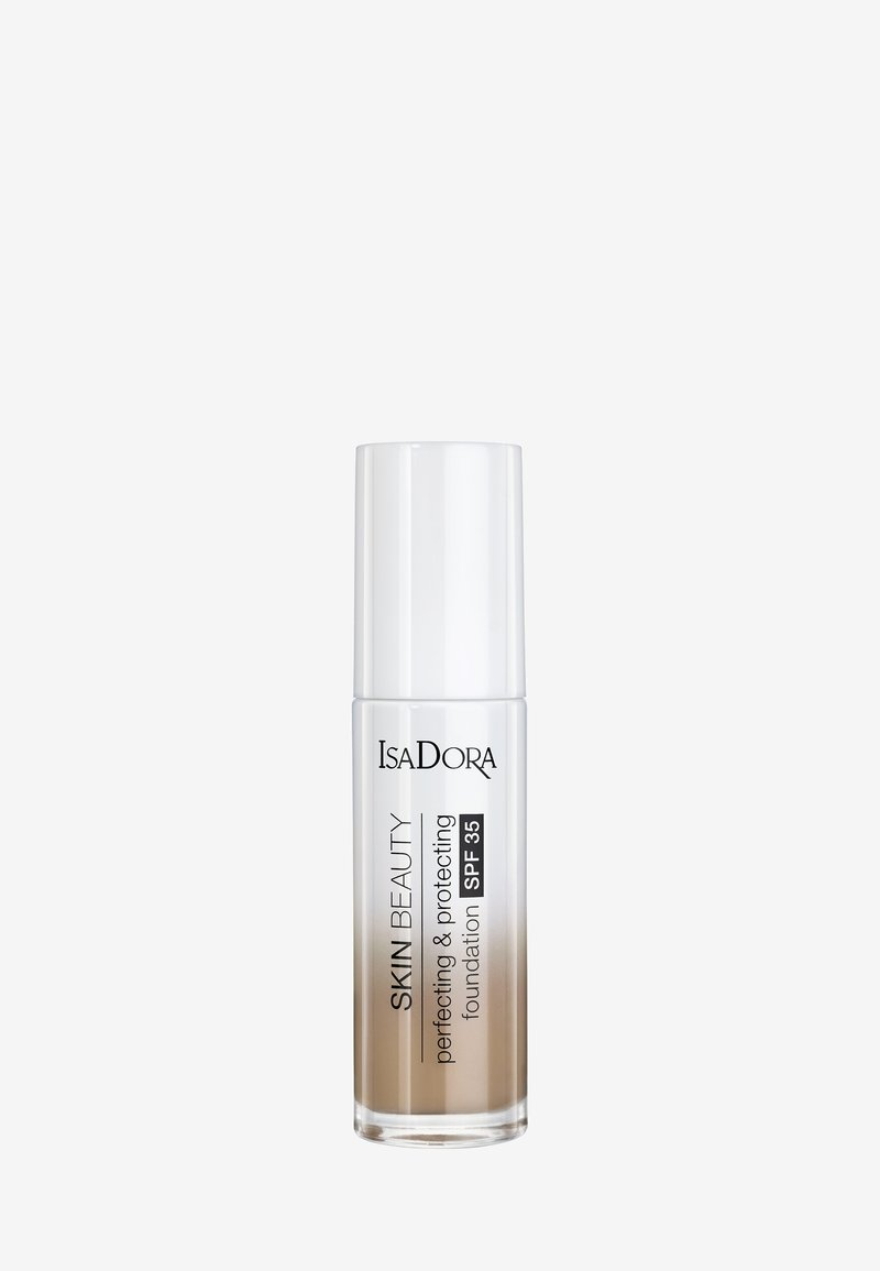 IsaDora - SKIN BEAUTY PERFECTING & PROTECTING FOUNDATION SPF 35 - Foundation - almond