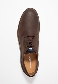 Salamander - MATHEUS - Casual lace-ups - dark brown - 1