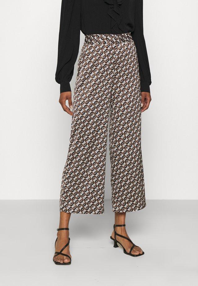 GRUS - Pantalon classique - black