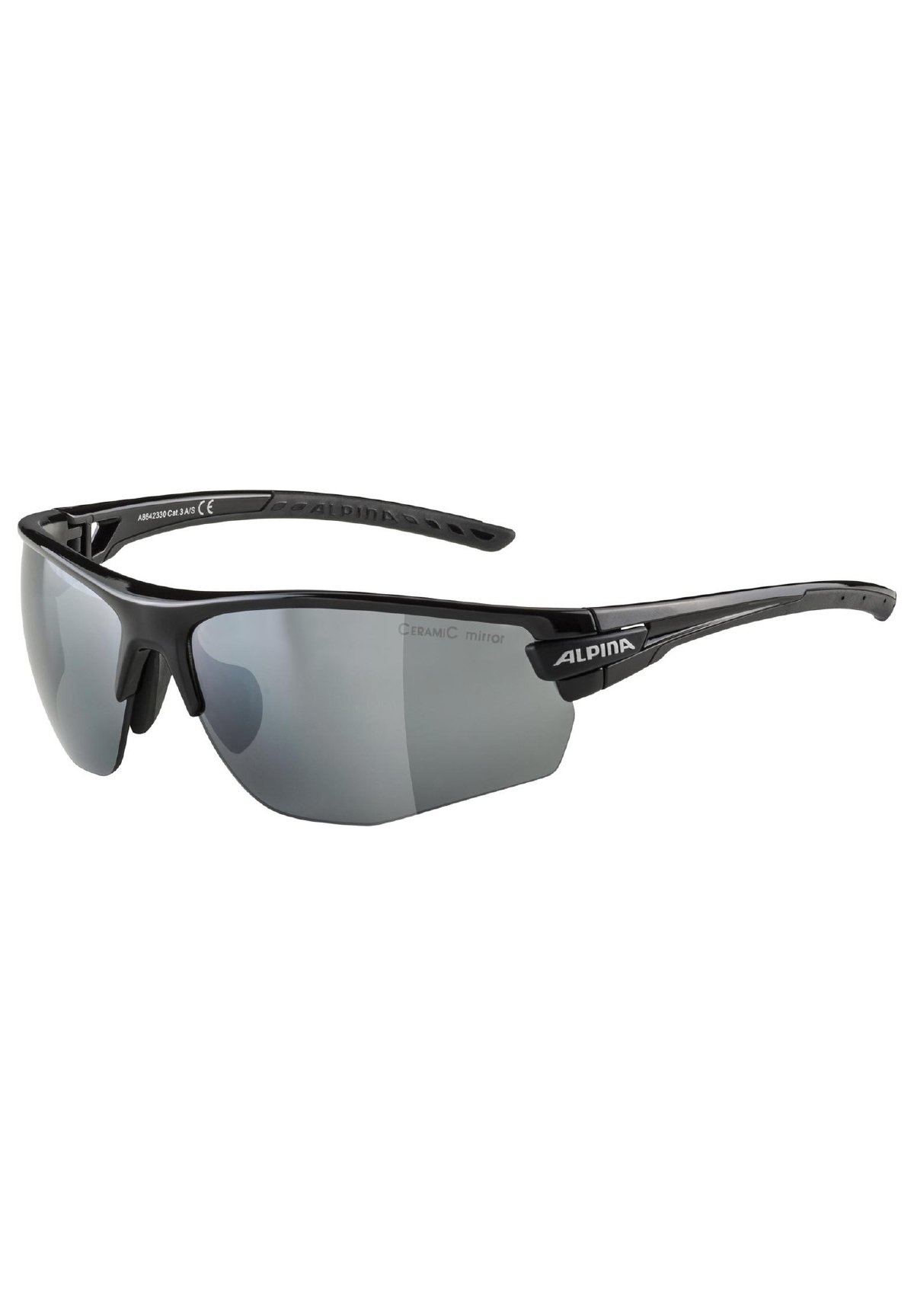 Herren TRI-SCRAY  - Sportbrille - black