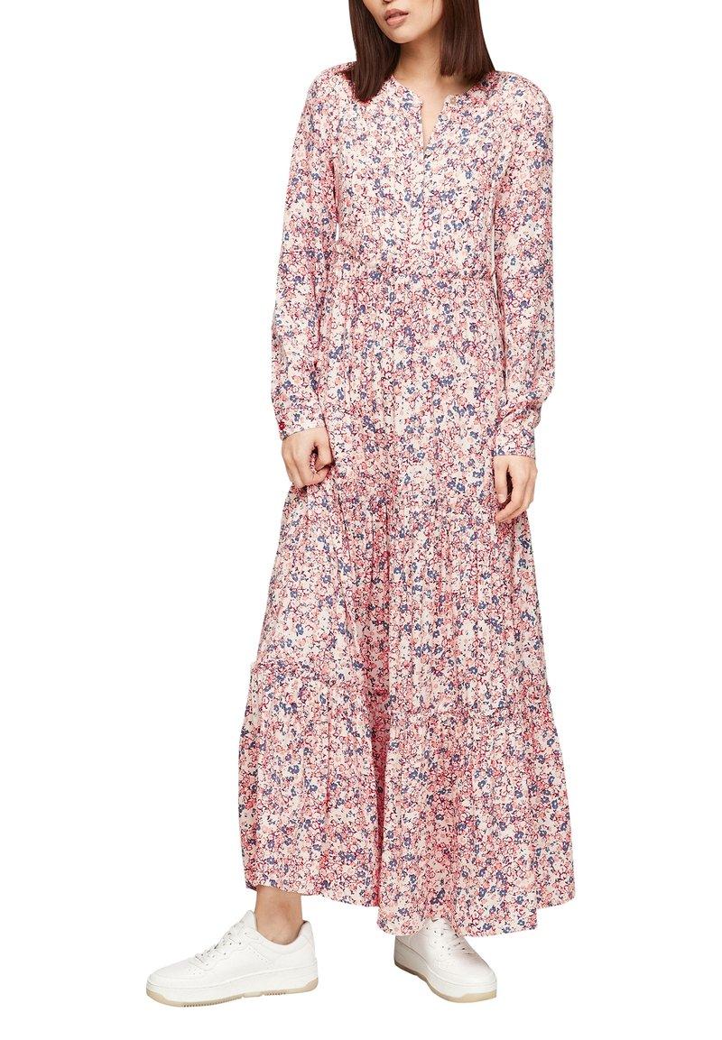 s.Oliver - Maxi dress - light blush