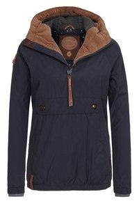 Naketano - Outdoor jacket - dark blue - 2