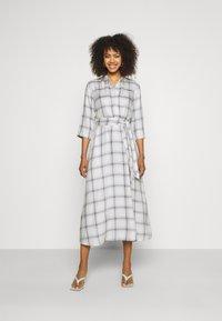 JDY - JDYSTAY MIDCALF DRESS - Maxi dress - pastel lilac - 1