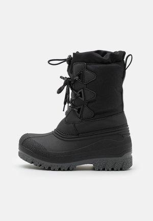 Snowboots  - black/grey