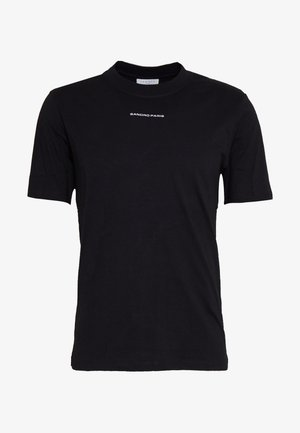SOLID TEE  - T-shirt basic - noir