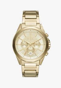 Armani Exchange - Chronograph watch - gold-coloured - 1