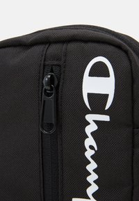 Champion - LEGACY SMALL SHOULDER BAG - Across body bag - black - 3