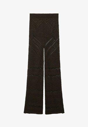 Trousers - brun