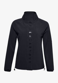 Under Armour - RECOVER - Training jacket - black - 0