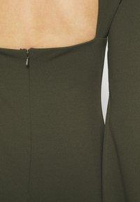 Mossman - THE SENSE OF MYSTERY DRESS - Jersey dress - khaki - 6