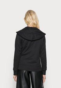 GAP - NOVELTY - Sweater met rits - black - 2