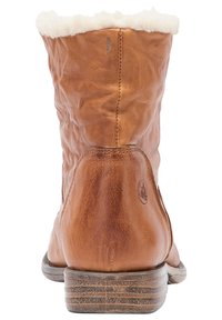 DreiMaster - Lace-up ankle boots - cognac - 1
