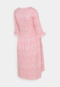 MAMALICIOUS - MLPIA DRESS - Jerseyjurk - pink - 1