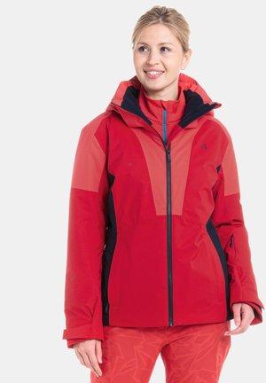 GARGELLEN - Snowboard jacket - rosa