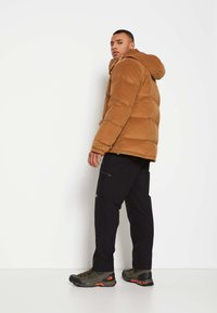 The North Face - SIERRA PARKA UTILIT - Down jacket - utility brown - 5