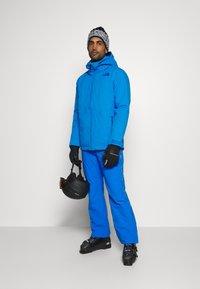 The North Face - CHAKAL JACKET - Ski jacket - clear lake blue - 1