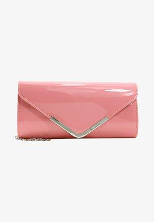 AMALIA - Clutch - pink lack