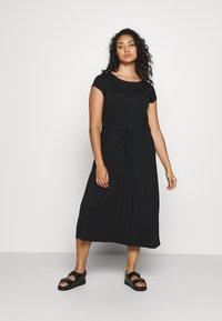 Anna Field Curvy - Day dress - black - 0