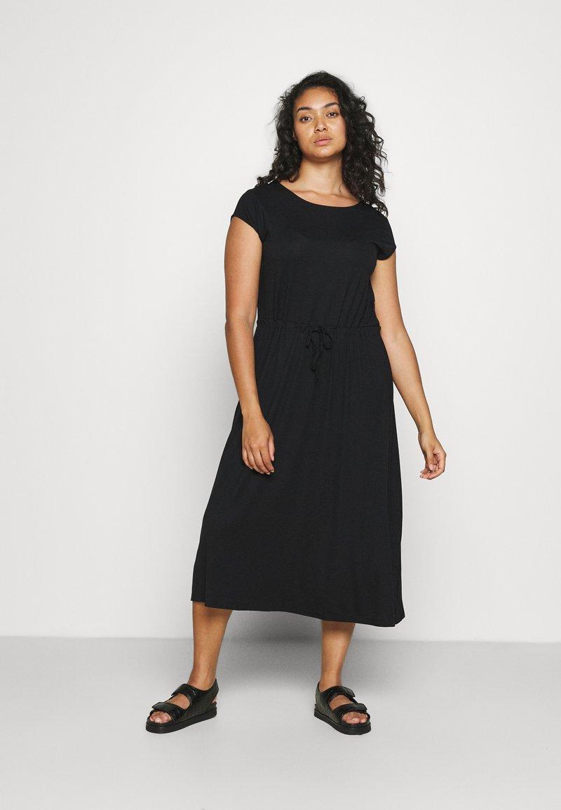 Anna Field Curvy - Day dress - black