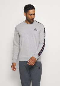 adidas Performance - Sweatshirt - grey/black - 0