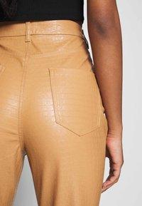 Missguided - TROUSER - Pantalon classique - tan - 5