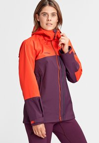 Mammut - Masao  - Softshelljacke - blackberry-spicy - 2