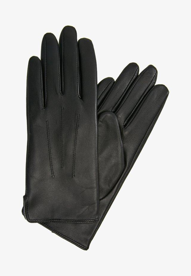 CARLA - Fingerhandschuh - black