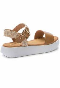 Betsy - Sandals - light brown   beige - 2