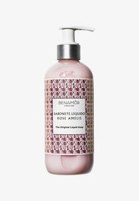 Benamor - LIQUID SOAP 300ML - Liquid soap - rose amélie - 0