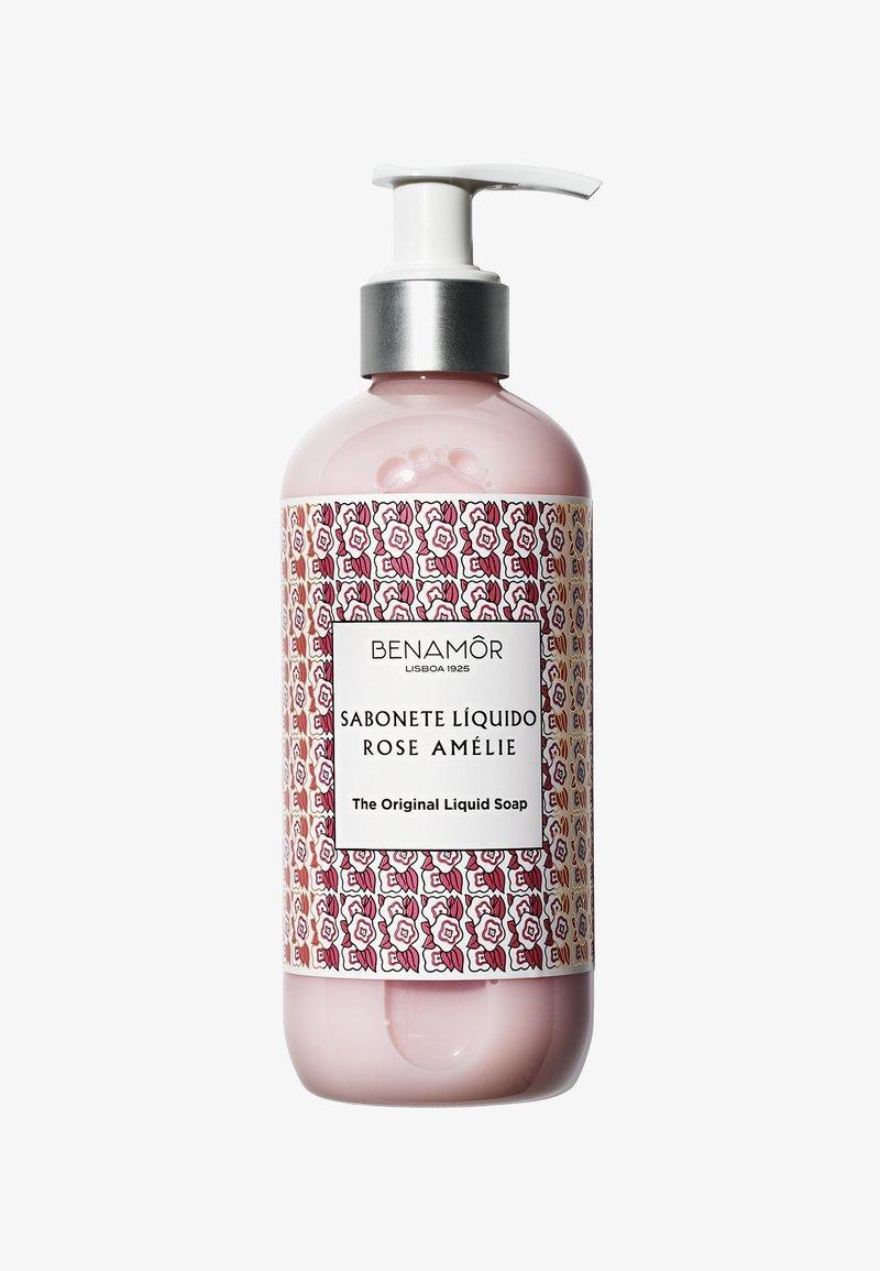 Benamor - LIQUID SOAP 300ML - Liquid soap - rose amélie