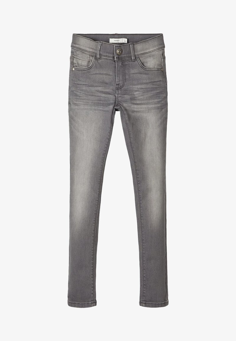 Name it - Jeans Skinny Fit - light grey denim