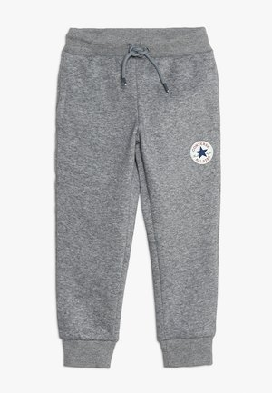 CHUCK PATCH - Tracksuit bottoms - dark grey heather
