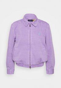 Polo Ralph Lauren - MONTAUK - Denim jacket - cruise lavender - 5