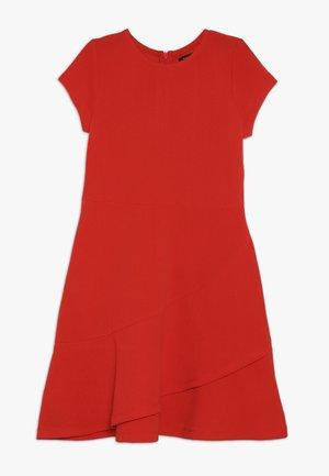 TEENS - Denní šaty - neon orange