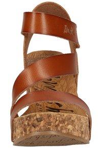 Blowfish Malibu - Platform sandals - scotch - 3
