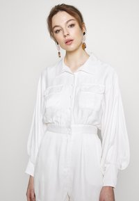 Mossman - TELL IT TO MY HEART PLAYSUIT - Jumpsuit - white - 6