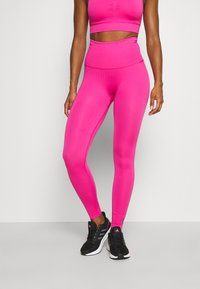 adidas Performance - SCULPT  - Tights - screaming pink - 0