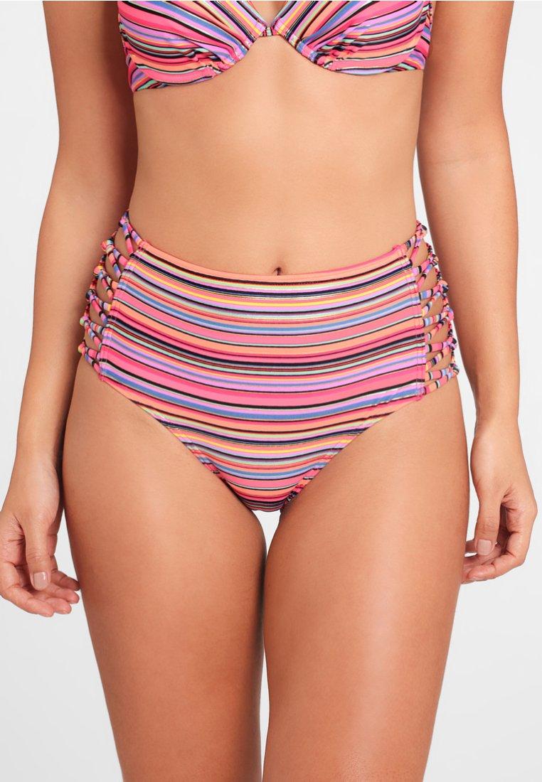 Homeboy Beach - KUBA - Bikini bottoms - salmon