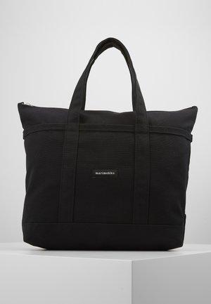UUSI MATKURI BAG - Bolso shopping - black