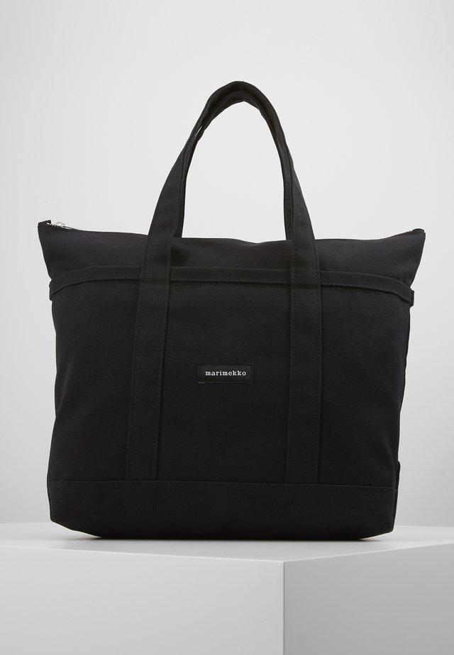 UUSI MATKURI BAG - Shopping Bag - black