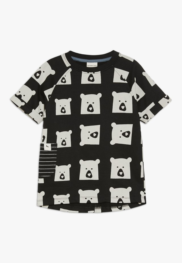 BEAR FAMILY SHIFT BABY - Sweatshirts - black