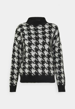 YOUNG LADIES SWEATER - Jumper - black