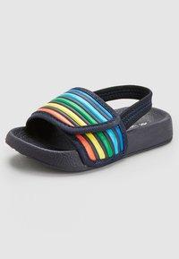 Next - Sandály do bazénu - blue - 2