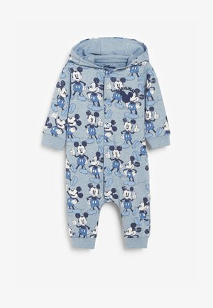 MICKEY MOUSE BRUSHED BACK - Overall / Jumpsuit - blue