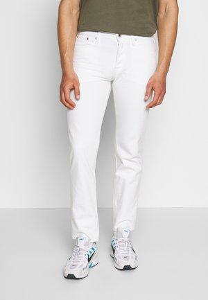 JJIMIKE JJORIGINAL - Jeans straight leg - white denim