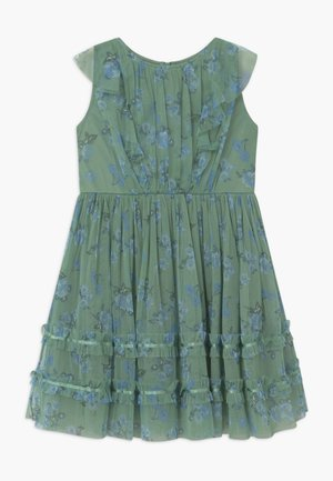 Cocktail dress / Party dress - green