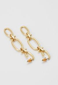 Pilgrim - EARRINGS WISDOM - Earrings - gold-coloured - 2