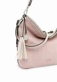Tamaris - CHIARA - Handbag - light pink - 4